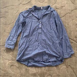 American Apparel Buttoned shirt